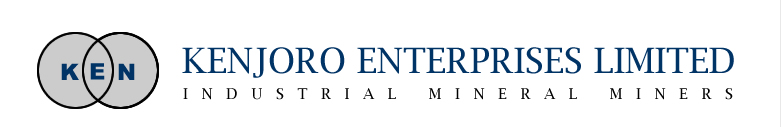Kenjoro Enterprises Limited is an Industrial Mineral Mining Company - Gypsum mining  in africa, especially in Kenya.